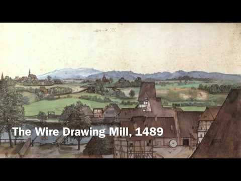 durer wire drawing mill