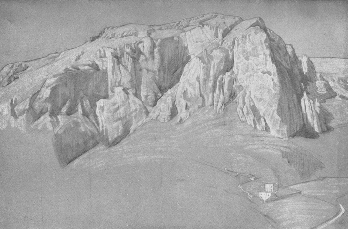 Monte-Solaro-Capri-by-Harold-Speed