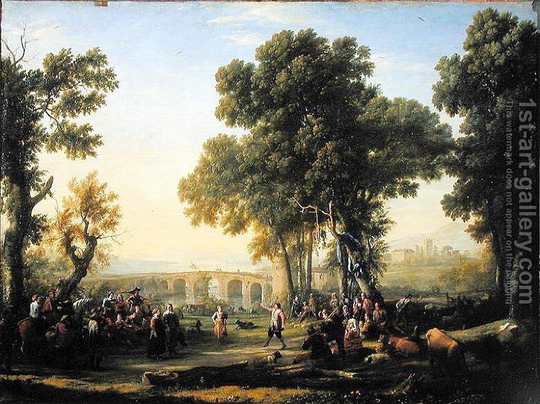 The-Village-Festival,-1639