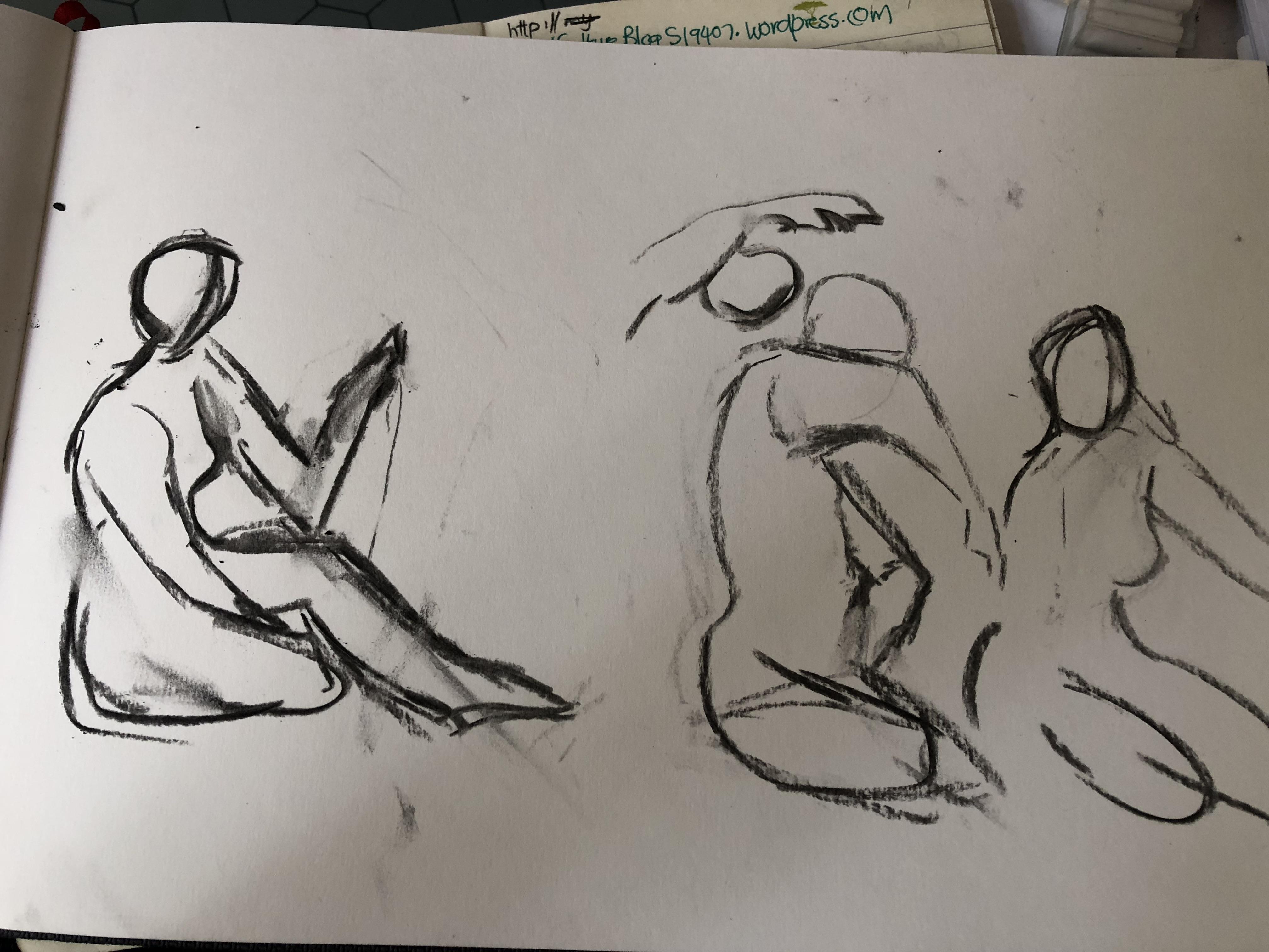 sketchbook movements
